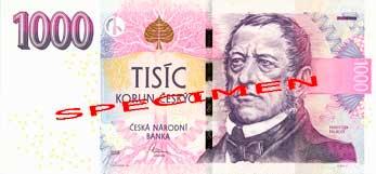 При пересчёте курс чешской кроны к доллару, около 50 USD