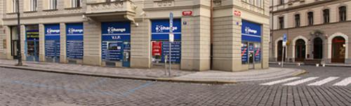 Кроны купить равно, как и поменять кроны в Праге лучше в обменных пунктах, чем в банках