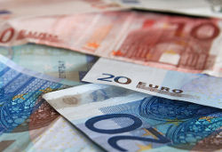 Курс ČNB кроны к евро